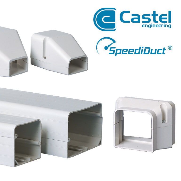Speediduct™ Trunking examples