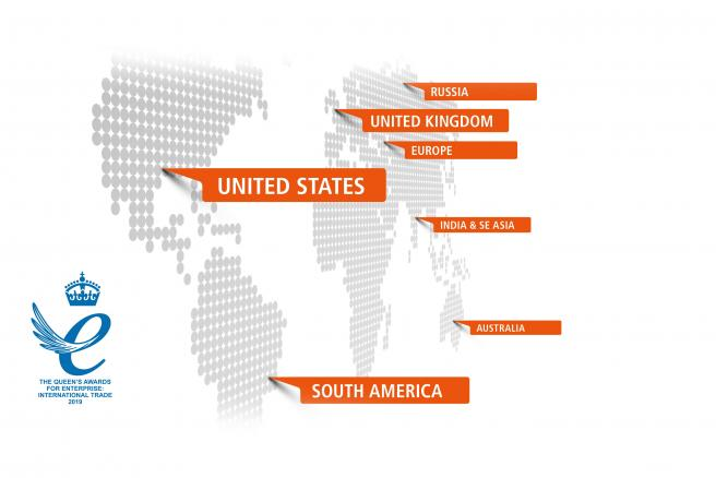 Aspen Pumps Group around the world