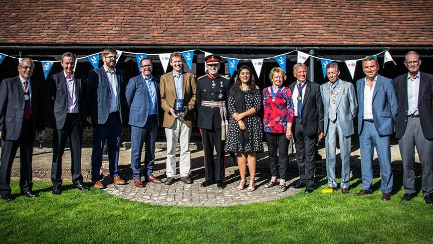 3rd Queen's Award Celebrated In Style