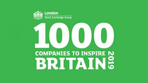 Aspen Pumps Group '1000 Companies to Inspire Britain'